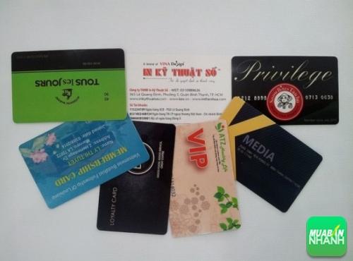 In thẻ nhựa PVC